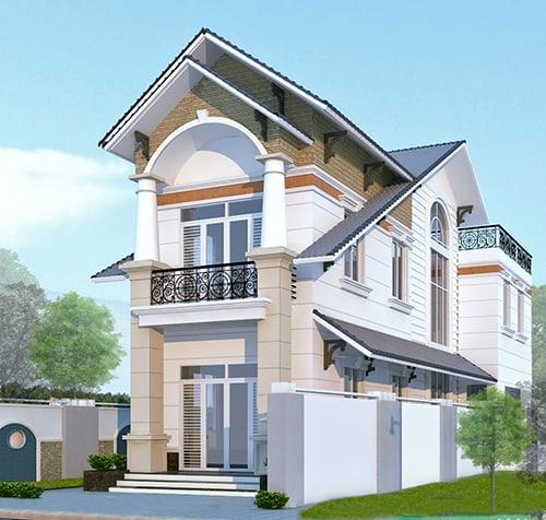 33 mẫu thiết kế nhà hiện đại đẹp ấn tượng nhất 32