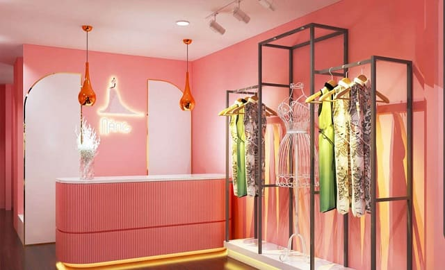 33 mẫu thiết kế cửa hàng đẹp ấn tượng nhất 16