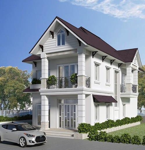 33 mẫu thiết kế nhà hiện đại đẹp ấn tượng nhất 4
