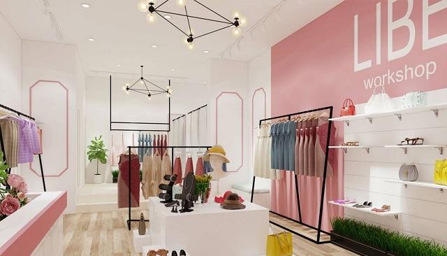 33 mẫu thiết kế cửa hàng đẹp ấn tượng nhất 18