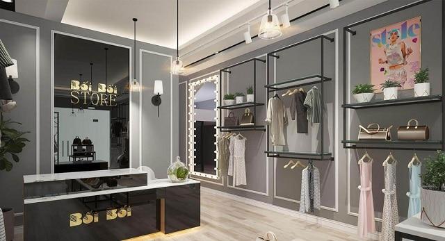 33 mẫu thiết kế cửa hàng đẹp ấn tượng nhất 19