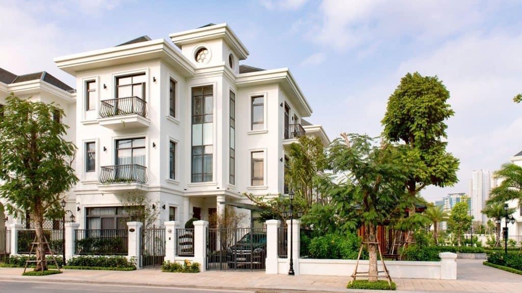 33 mẫu thiết kế nhà hiện đại đẹp ấn tượng nhất 7