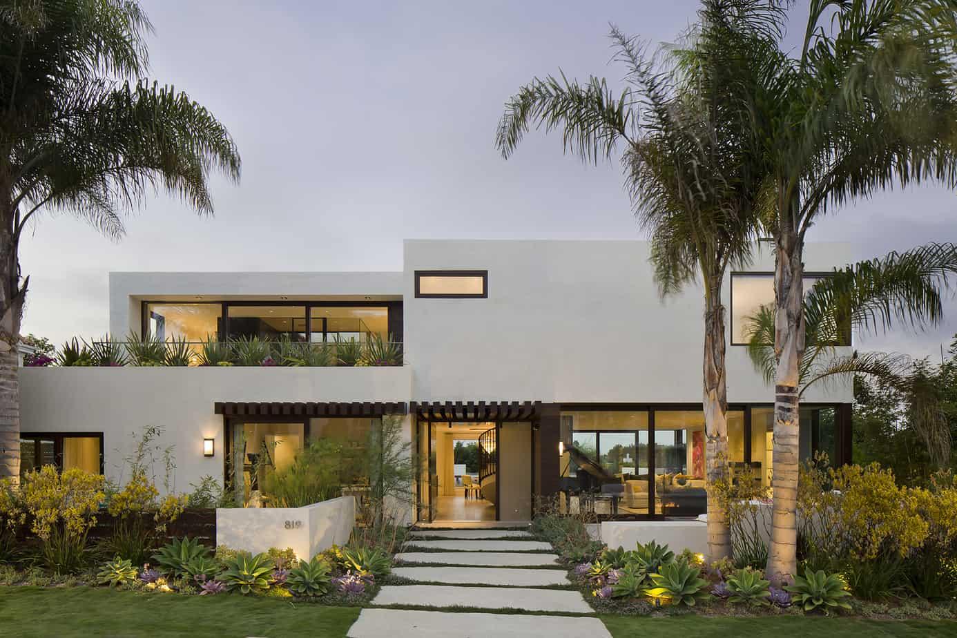 33 mẫu thiết kế nhà hiện đại đẹp ấn tượng nhất 8