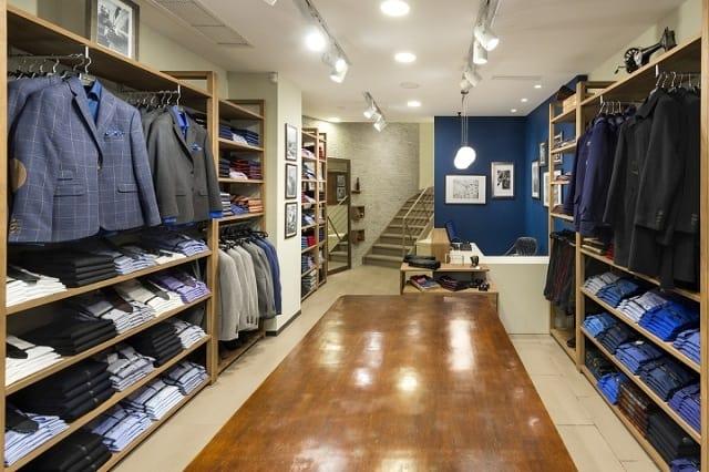 33 mẫu thiết kế cửa hàng đẹp ấn tượng nhất 22