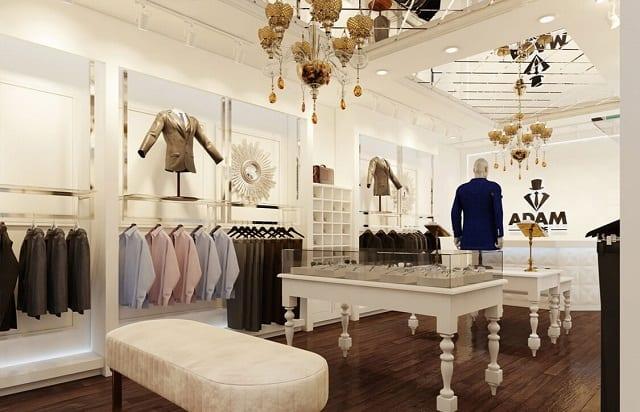 33 mẫu thiết kế cửa hàng đẹp ấn tượng nhất 23