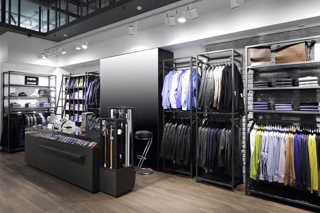 33 mẫu thiết kế cửa hàng đẹp ấn tượng nhất 24