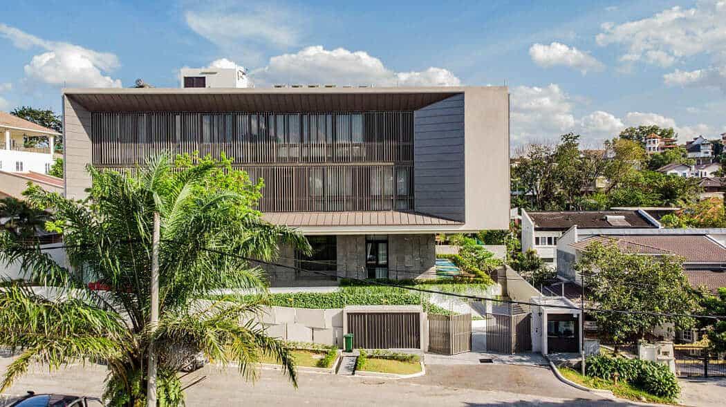33 mẫu thiết kế nhà hiện đại đẹp ấn tượng nhất 16