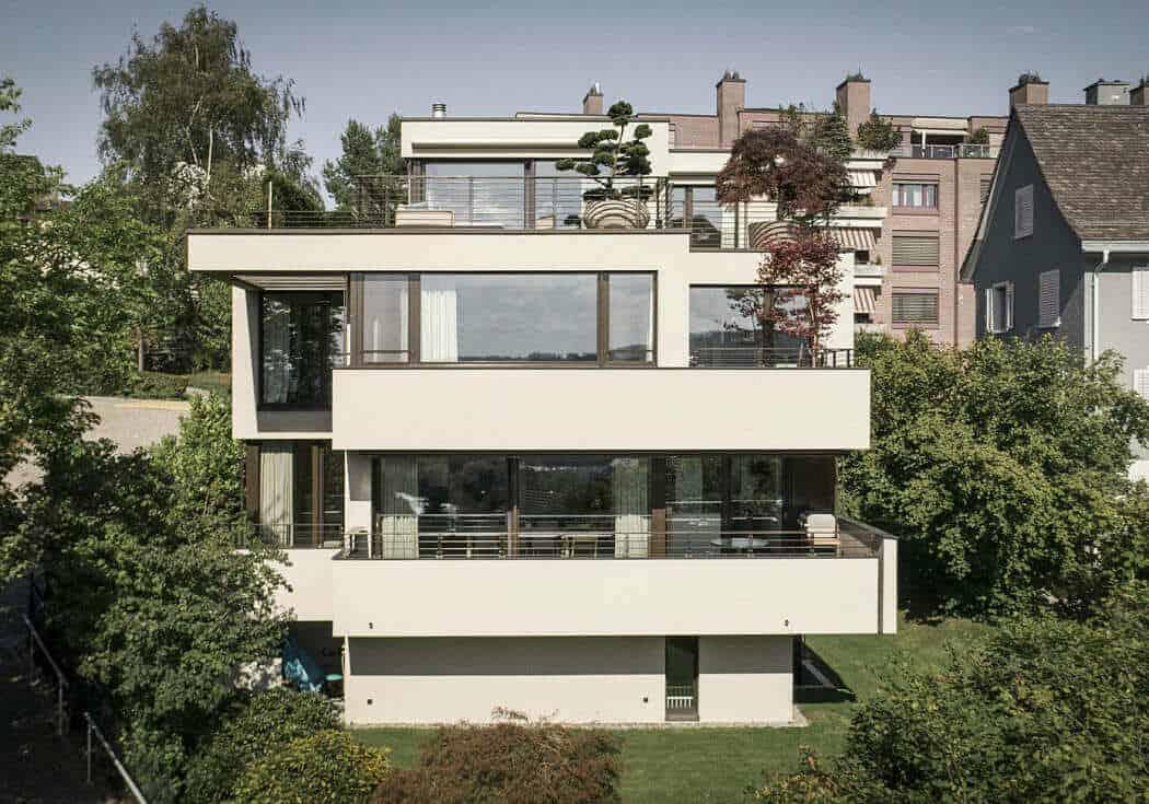 33 mẫu thiết kế nhà hiện đại đẹp ấn tượng nhất 17