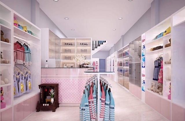 33 mẫu thiết kế cửa hàng đẹp ấn tượng nhất 31