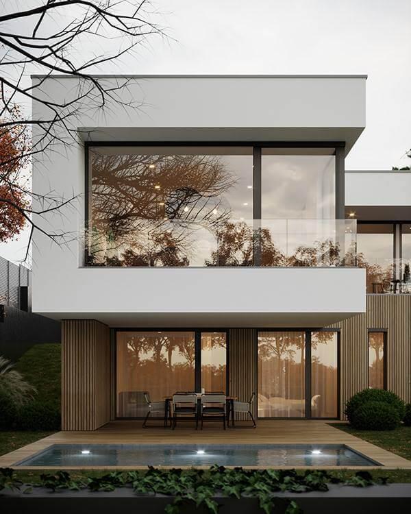 33 mẫu thiết kế nhà hiện đại đẹp ấn tượng nhất 19