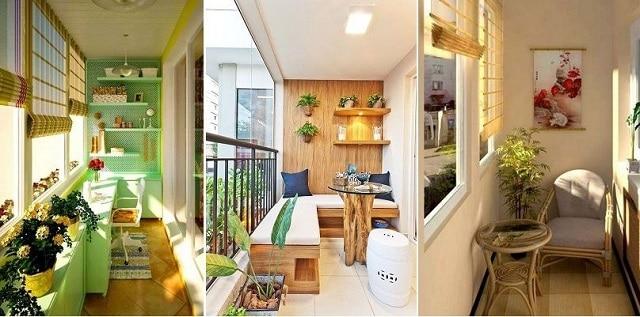 Ban công chung cư với ý tưởng vườn thượng uyển thu nhỏ