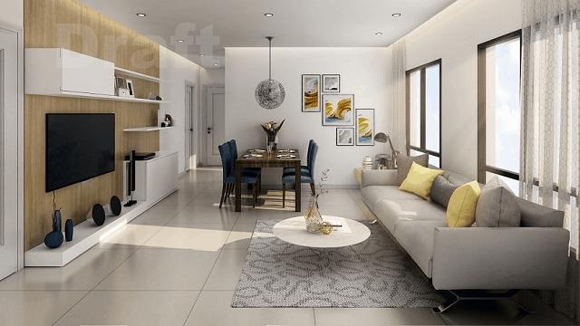 33 mẫu thiết kế căn hộ chung cư đẹp ấn tượng nhất 2