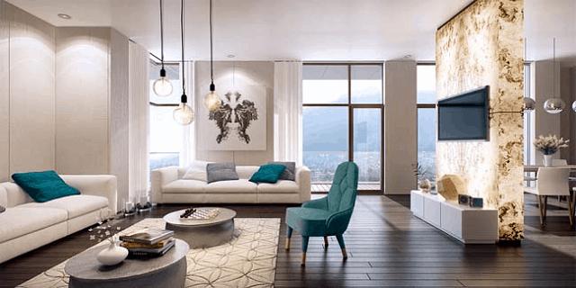33 mẫu thiết kế căn hộ chung cư đẹp ấn tượng nhất 3