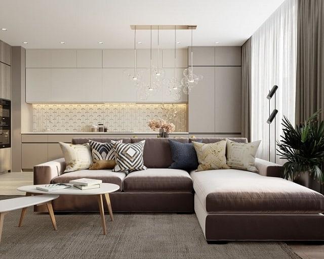 33 mẫu thiết kế căn hộ chung cư đẹp ấn tượng nhất 5