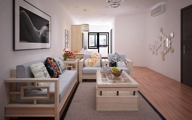 33 mẫu thiết kế căn hộ chung cư đẹp ấn tượng nhất 6