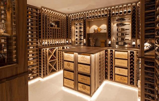33 Mẫu Thiết Kế Hầm Rượu Đẹp Ấn Tượng Nhất 24