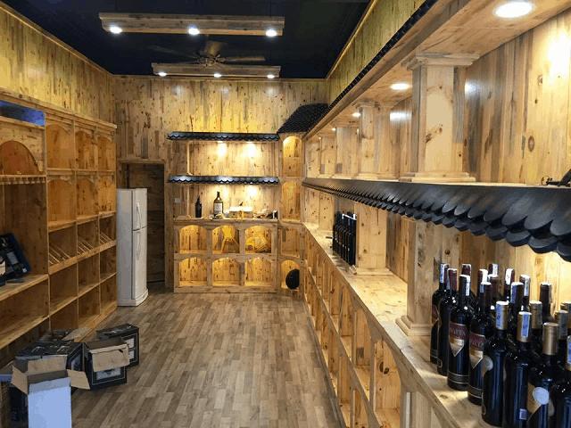 33 Mẫu Thiết Kế Hầm Rượu Đẹp Ấn Tượng Nhất 30