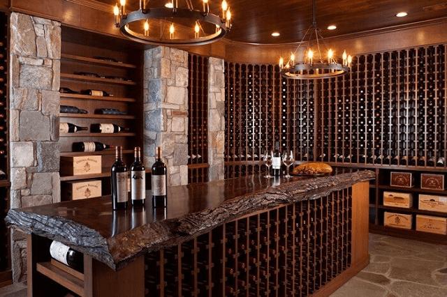 33 Mẫu Thiết Kế Hầm Rượu Đẹp Ấn Tượng Nhất 3