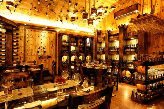 33 Mẫu Thiết Kế Hầm Rượu Đẹp Ấn Tượng Nhất 7