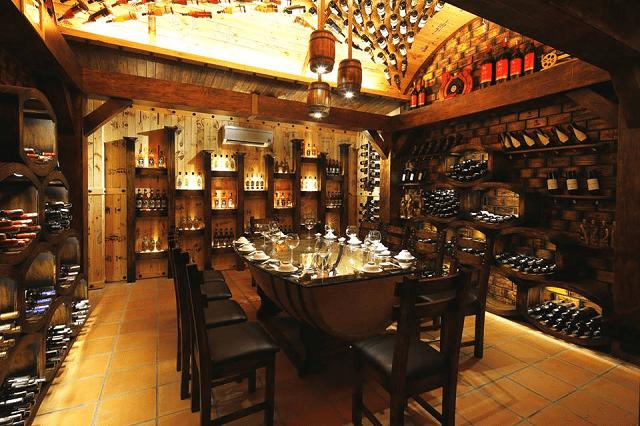 33 Mẫu Thiết Kế Hầm Rượu Đẹp Ấn Tượng Nhất 8