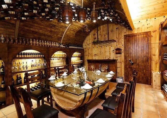 33 Mẫu Thiết Kế Hầm Rượu Đẹp Ấn Tượng Nhất 11