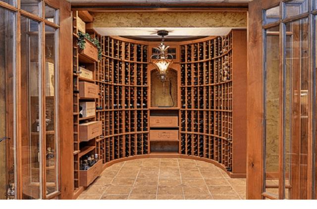 33 Mẫu Thiết Kế Hầm Rượu Đẹp Ấn Tượng Nhất 20