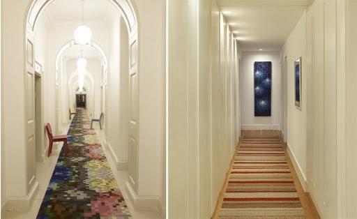 33 mẫu thiết kế hành lang đẹp ấn tượng nhất 1