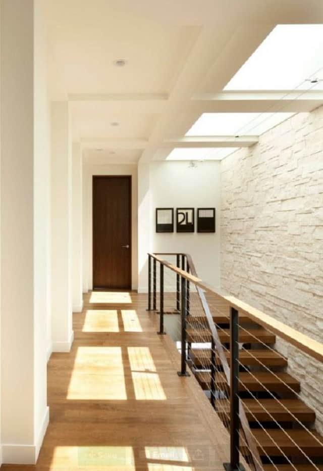 33 mẫu thiết kế hành lang đẹp ấn tượng nhất 10