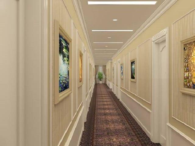 33 mẫu thiết kế hành lang đẹp ấn tượng nhất 3