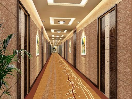 33 mẫu thiết kế hành lang đẹp ấn tượng nhất 4