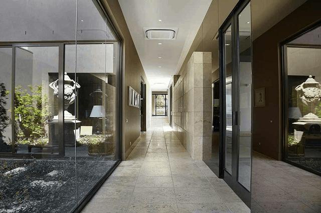 33 mẫu thiết kế hành lang đẹp ấn tượng nhất 7