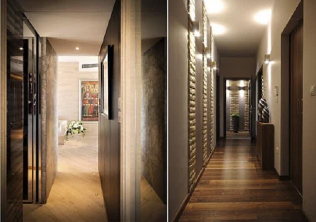 33 mẫu thiết kế hành lang đẹp ấn tượng nhất 9