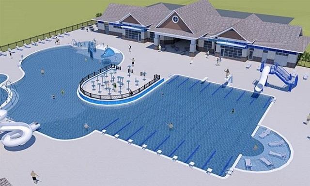 33 mẫu thiết kế hồ bơi đẹp ấn tượng nhất 11