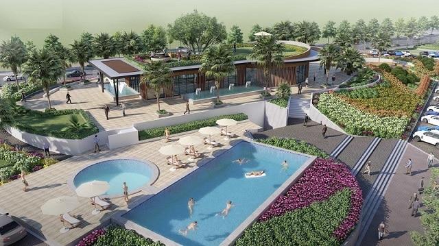 33 mẫu thiết kế hồ bơi đẹp ấn tượng nhất 18