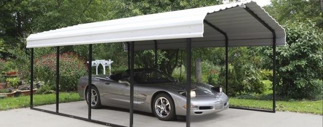 33 mẫu thiết kế nhà để xe đẹp ấn tượng nhất 26