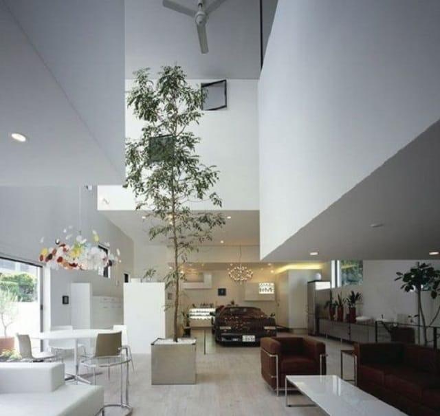 33 mẫu thiết kế nhà để xe đẹp ấn tượng nhất 13