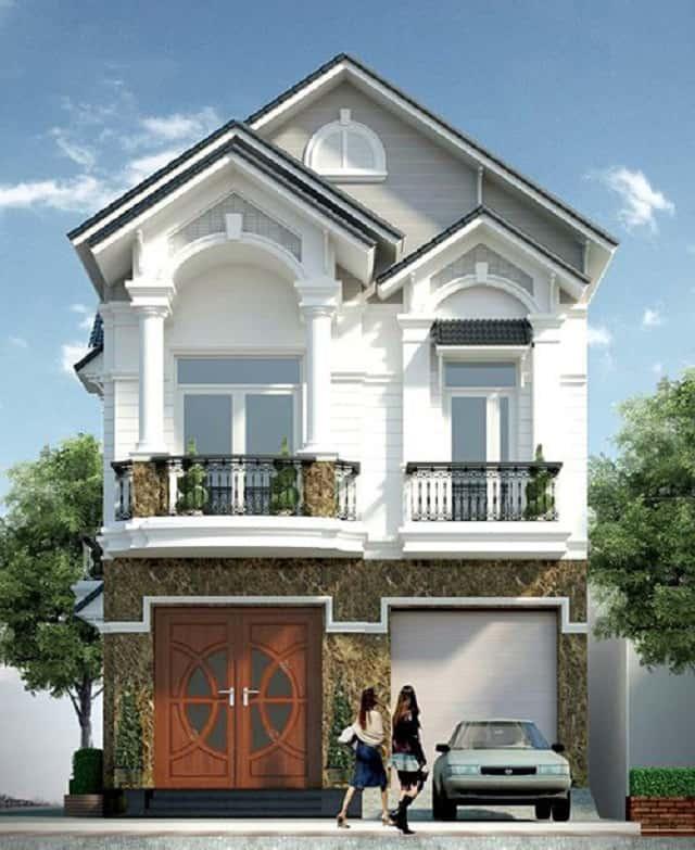 Điểm qua 33 mẫu thiết kế nhà gia đình đẹp ấn tượng nhất