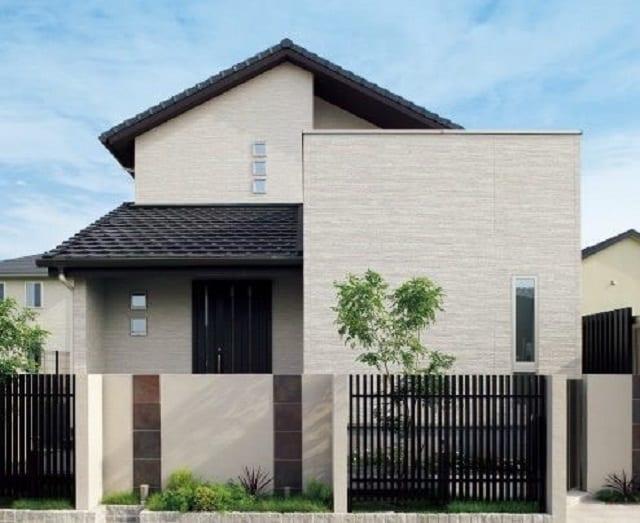 Học theo kiến trúc Thái, nhà 2 tầng mái thái mang đến nét đẹp hiện đại