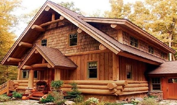 Những mẫu nhà gỗ mini đẹp mắt thường thấy ở các khu du lịch
