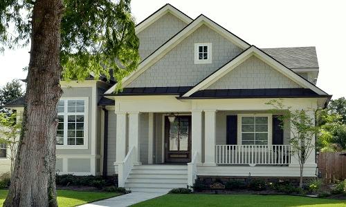 Nhà cấp 4 hiện đại với diện tích nhỏ