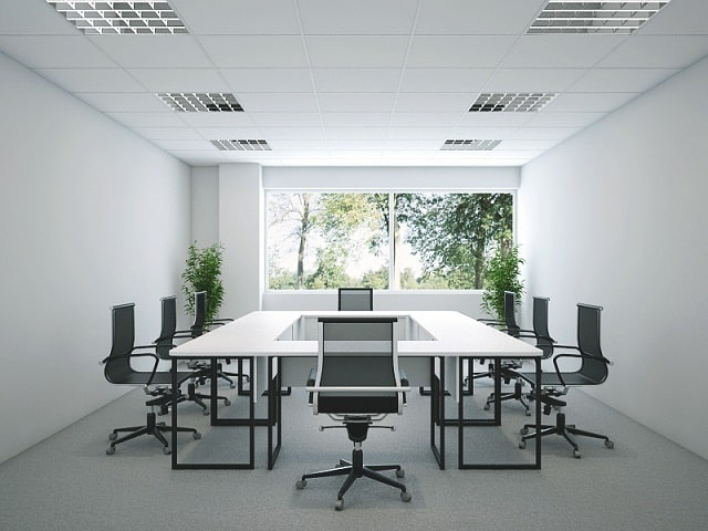 Tham khảo 33 mẫu thiết kế phòng họp đẹp ấn tượng nhất