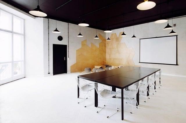 Phòng họp ấn tượng với phong cách phương Tây