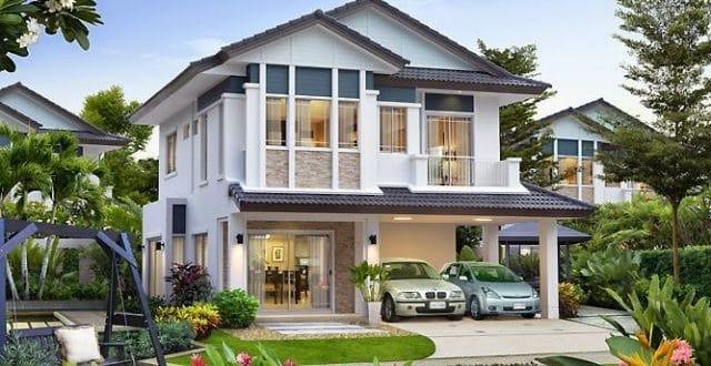 Điểm qua 33 mẫu thiết kế villa biệt thự đẹp ấn tượng nhất