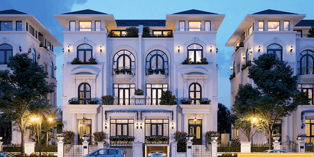 33 Mẫu Thiết Kế Villa Biệt Thự Đẹp Ấn Tượng Nhất 8