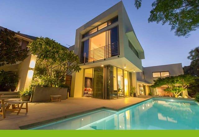 33 mẫu thiết kế villa biệt thự đẹp ấn tượng nhất 13