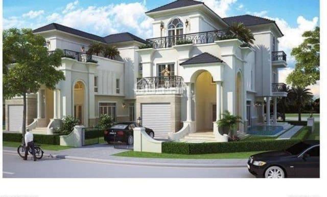 33 mẫu thiết kế villa biệt thự đẹp ấn tượng nhất 10