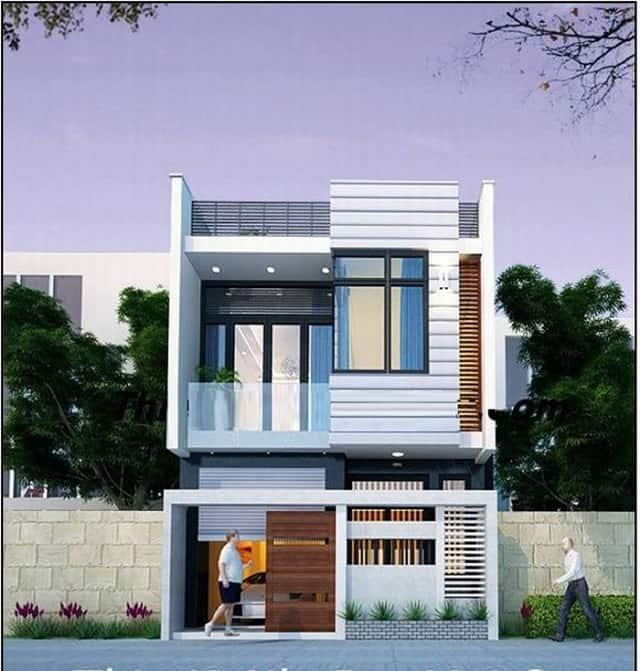 33 mẫu thiết kế villa biệt thự đẹp ấn tượng nhất 15