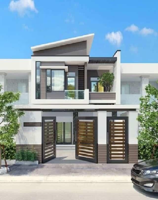 33 mẫu thiết kế villa biệt thự đẹp ấn tượng nhất 19