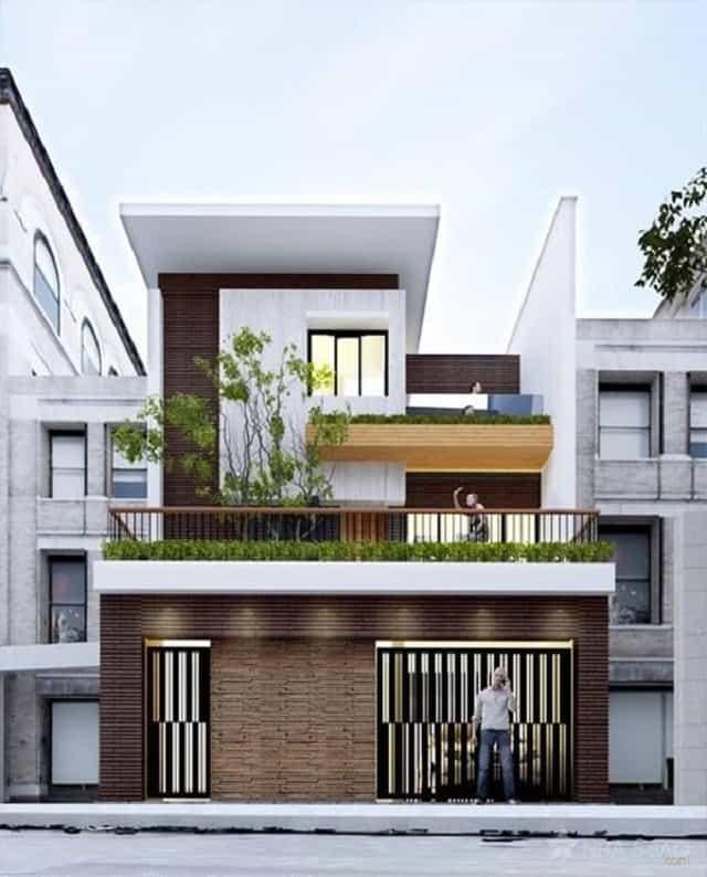33 mẫu thiết kế villa biệt thự đẹp ấn tượng nhất 18