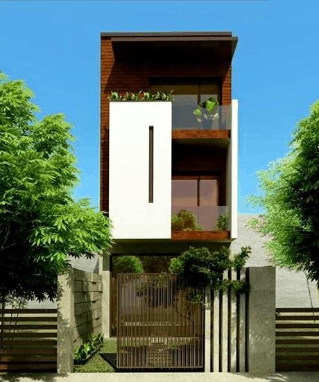 Tham khảo chi tiết 33 mẫu thiết kế nhà phố đẹp ấn tượng nhất